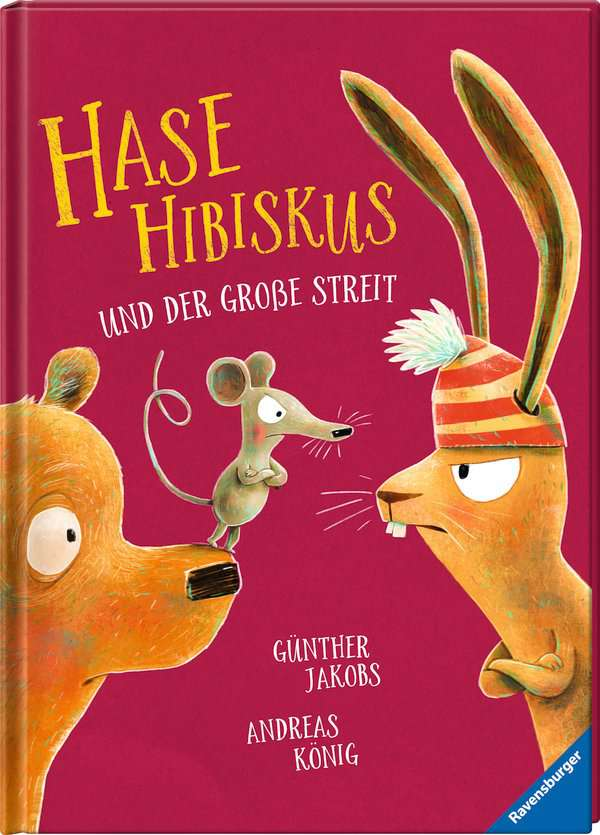 »Hase Hibiskus und der große Streit« — Ravensburger