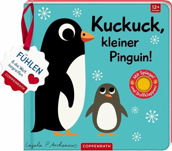 »MEIN FILZ-FÜHLBUCH: KUCKUCK, KLEINER PINGUIN!« - COPPENRATH