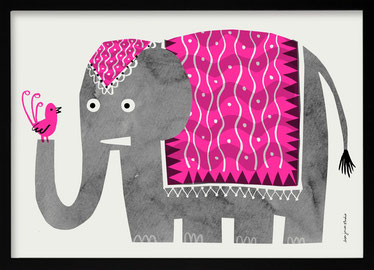 »ELEFANT« — A3 — LISA JONES STUDIO