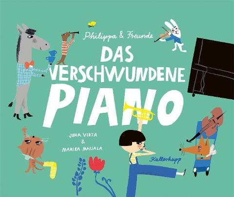 »DAS VERSCHWUNDENE PIANO« — KULLERKUPP