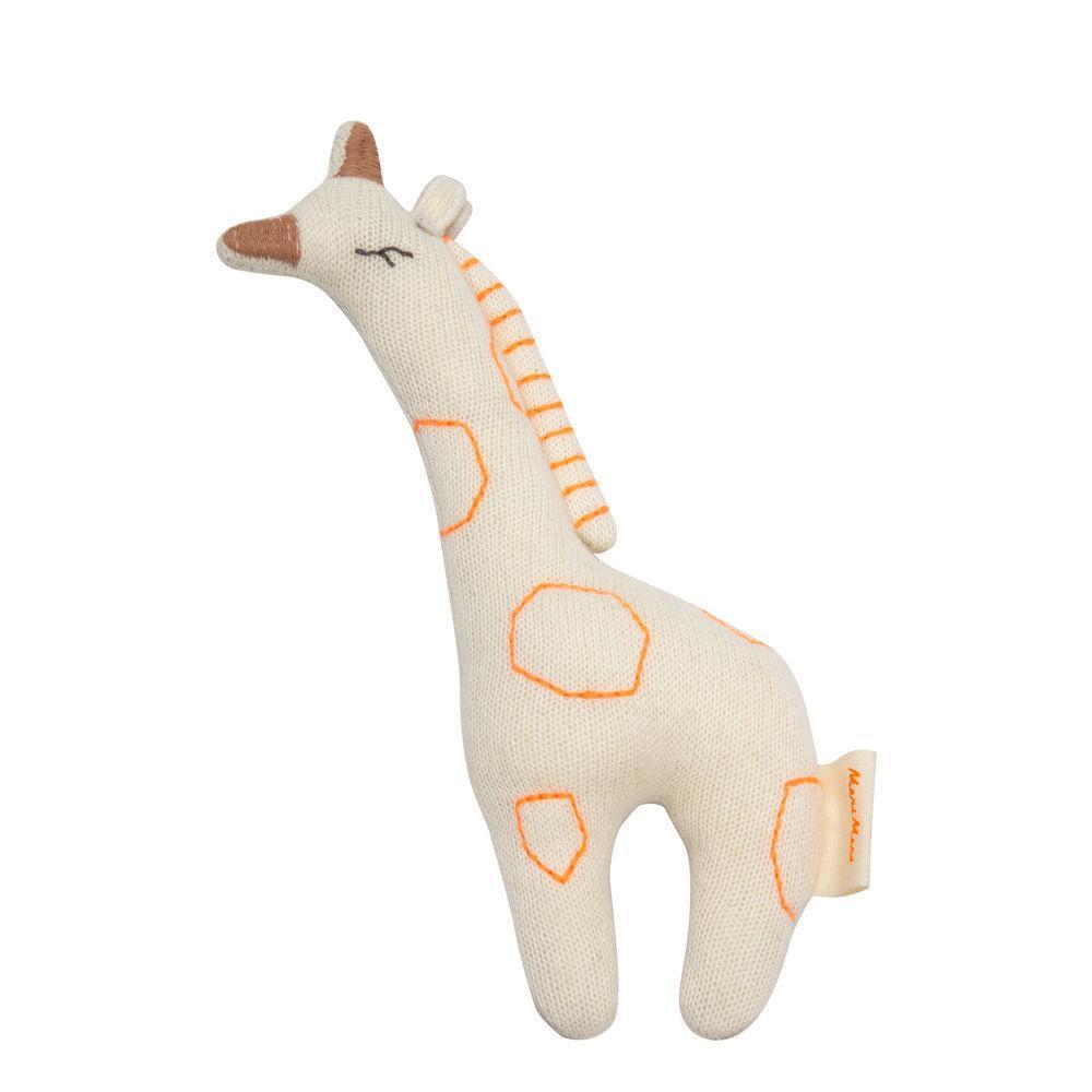 »Rassel Giraffe« Meri Meri