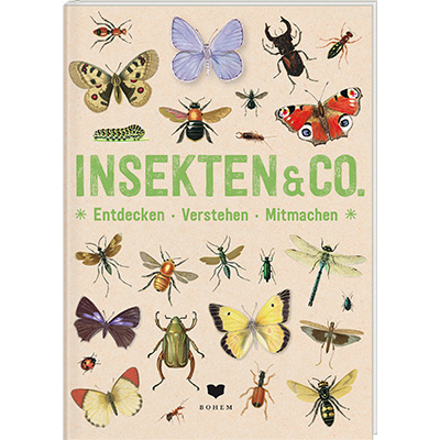 »INSEKTEN & CO« — BOHEM