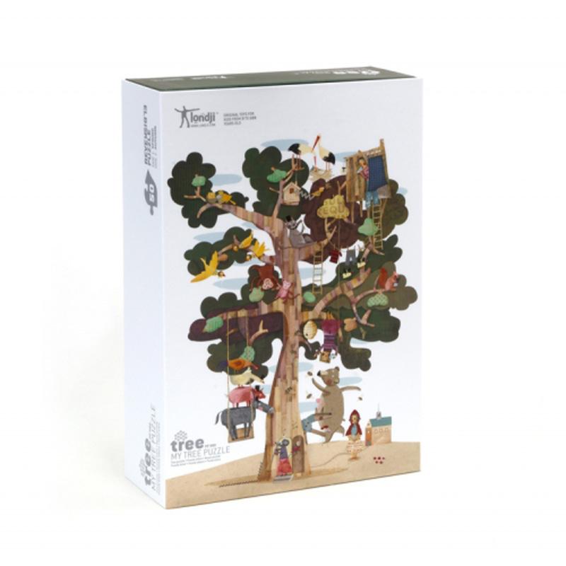 »MY TREE PUZZLE« — LONDJI