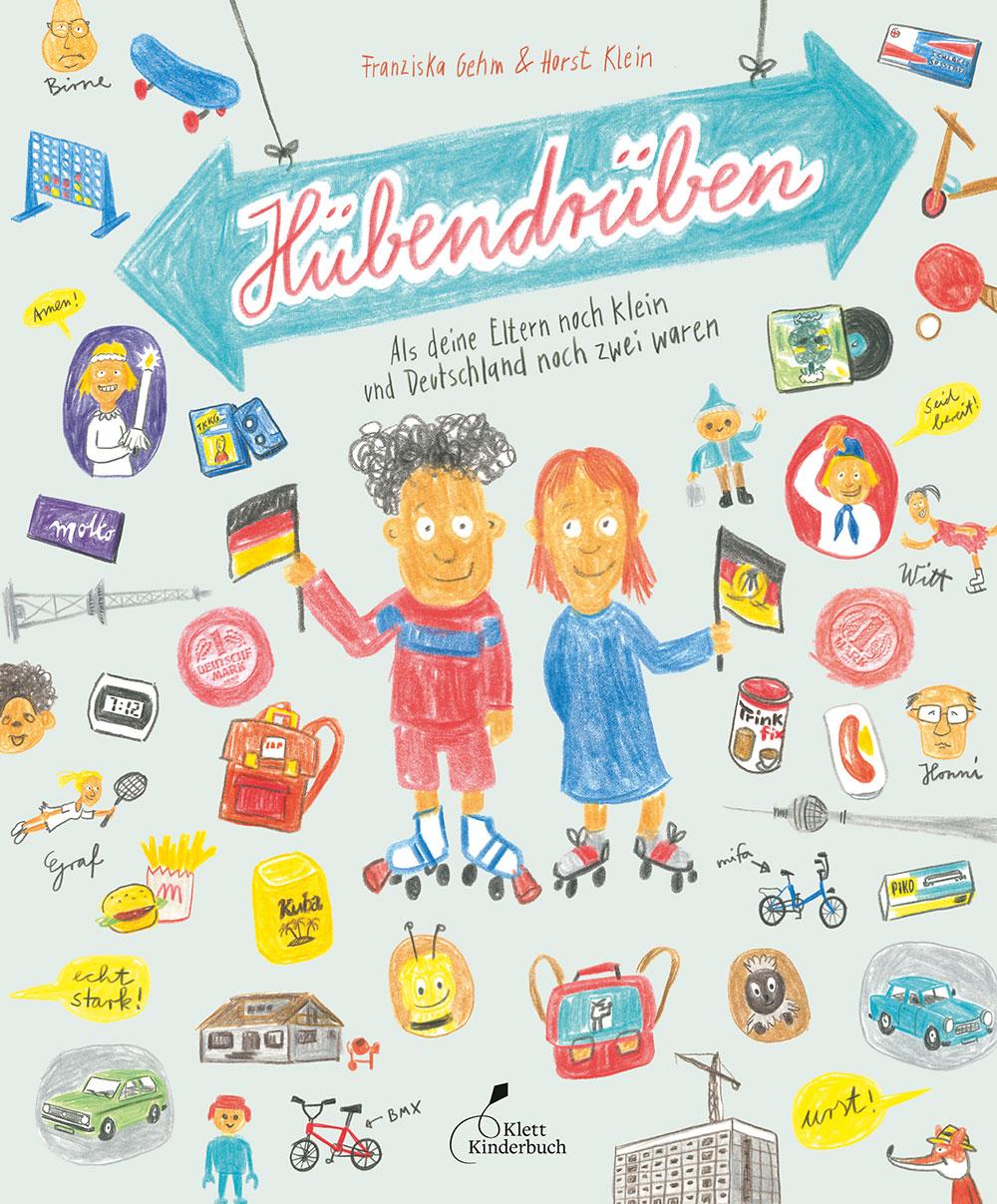 »Hübendrüben« - Klett Kinderbuch