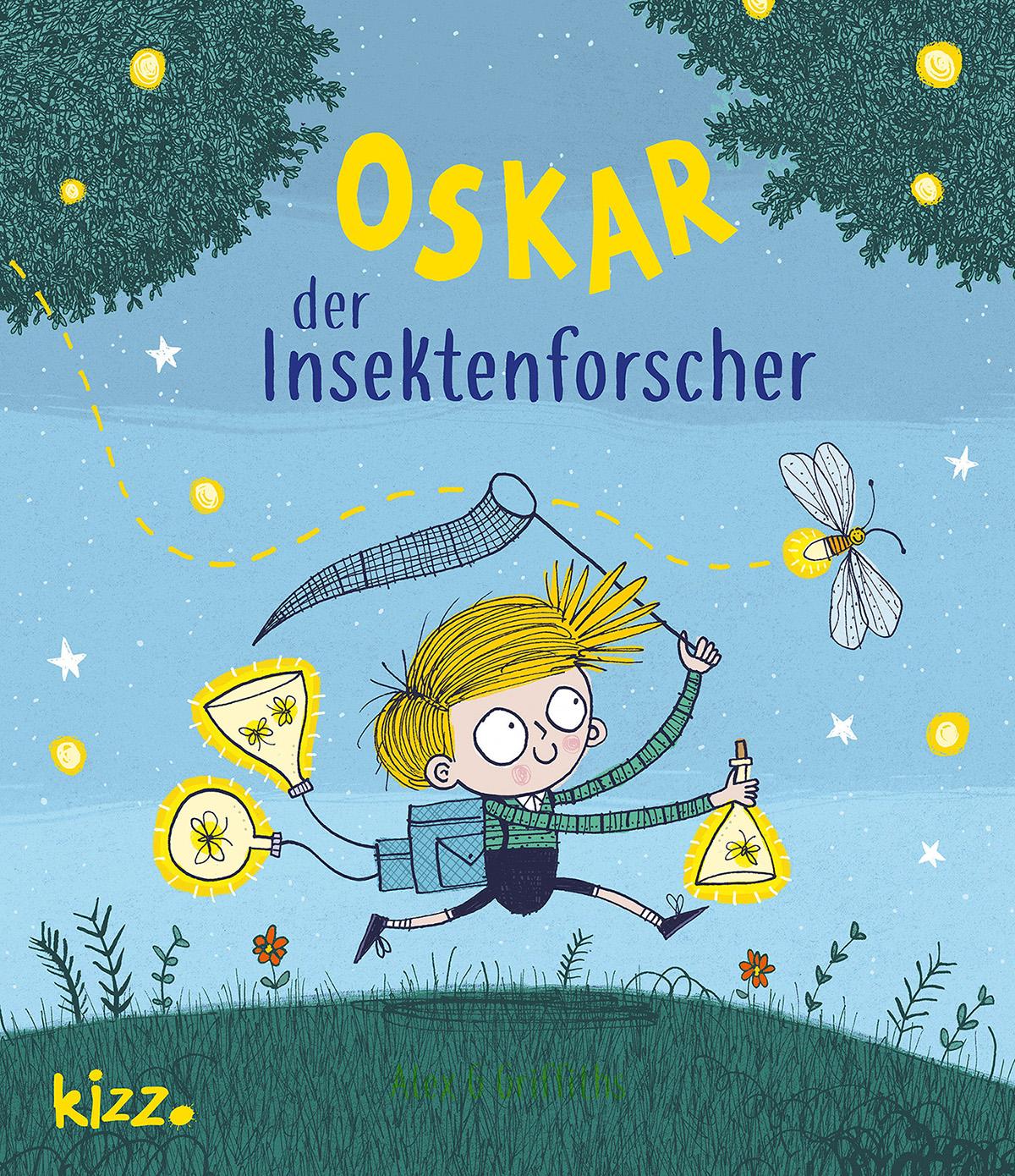 »Oskar, der Insektenforscher« - Kerle