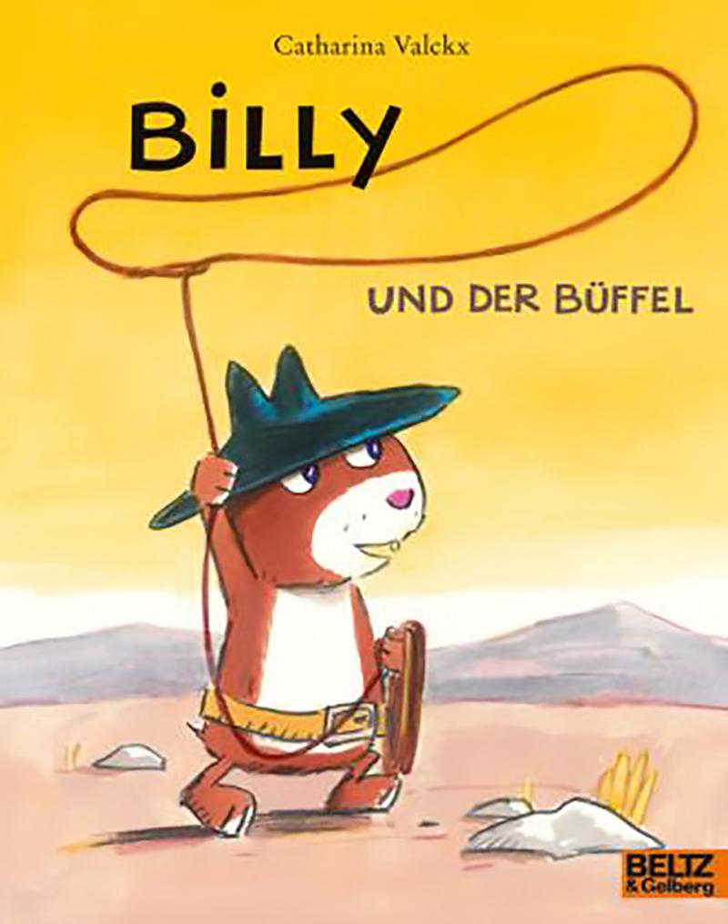 »BILLY UND DER BÜFFEL«  — MORITZ