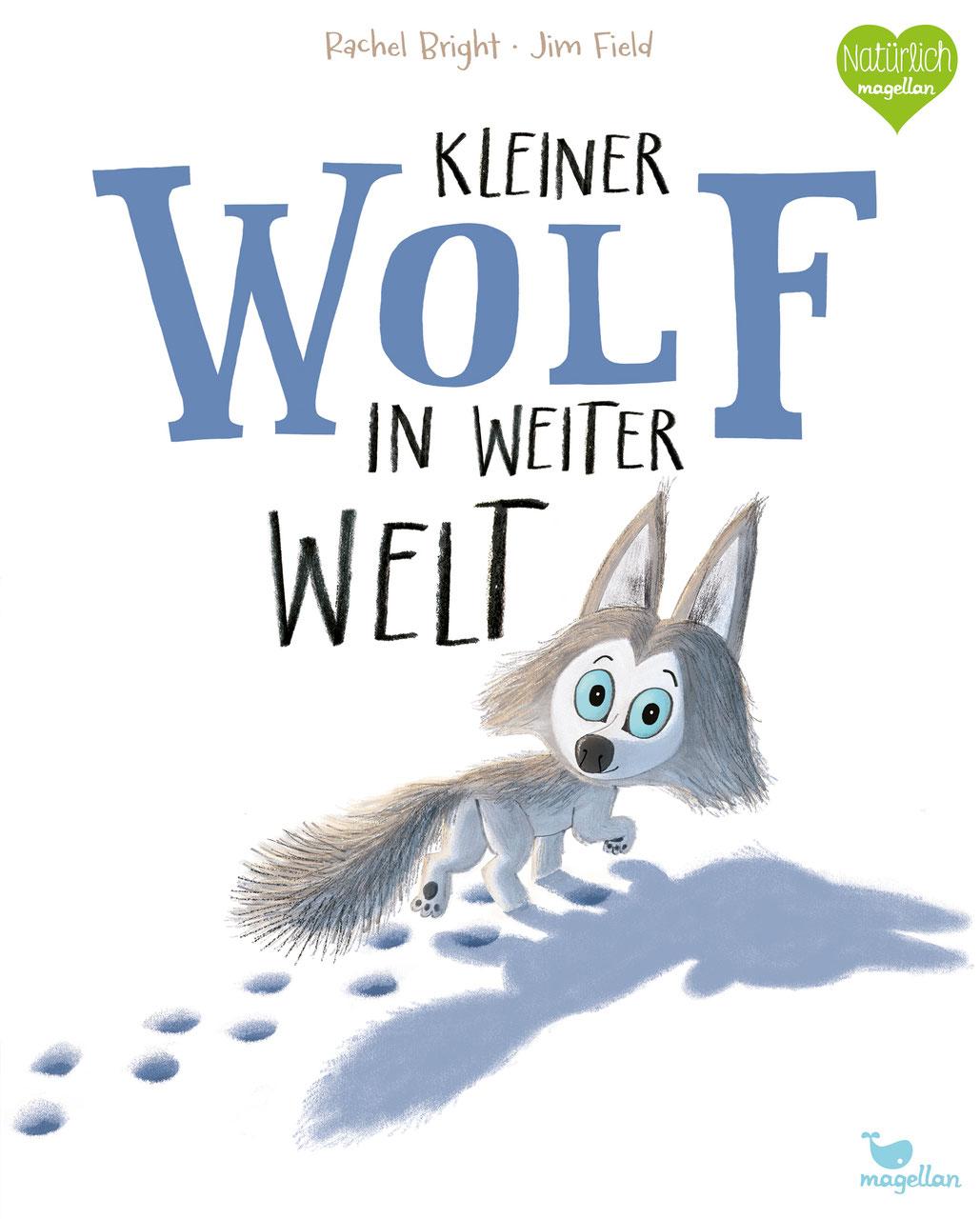 »KLEINER WOLF IN WEITER WELT« - MAGELLAN