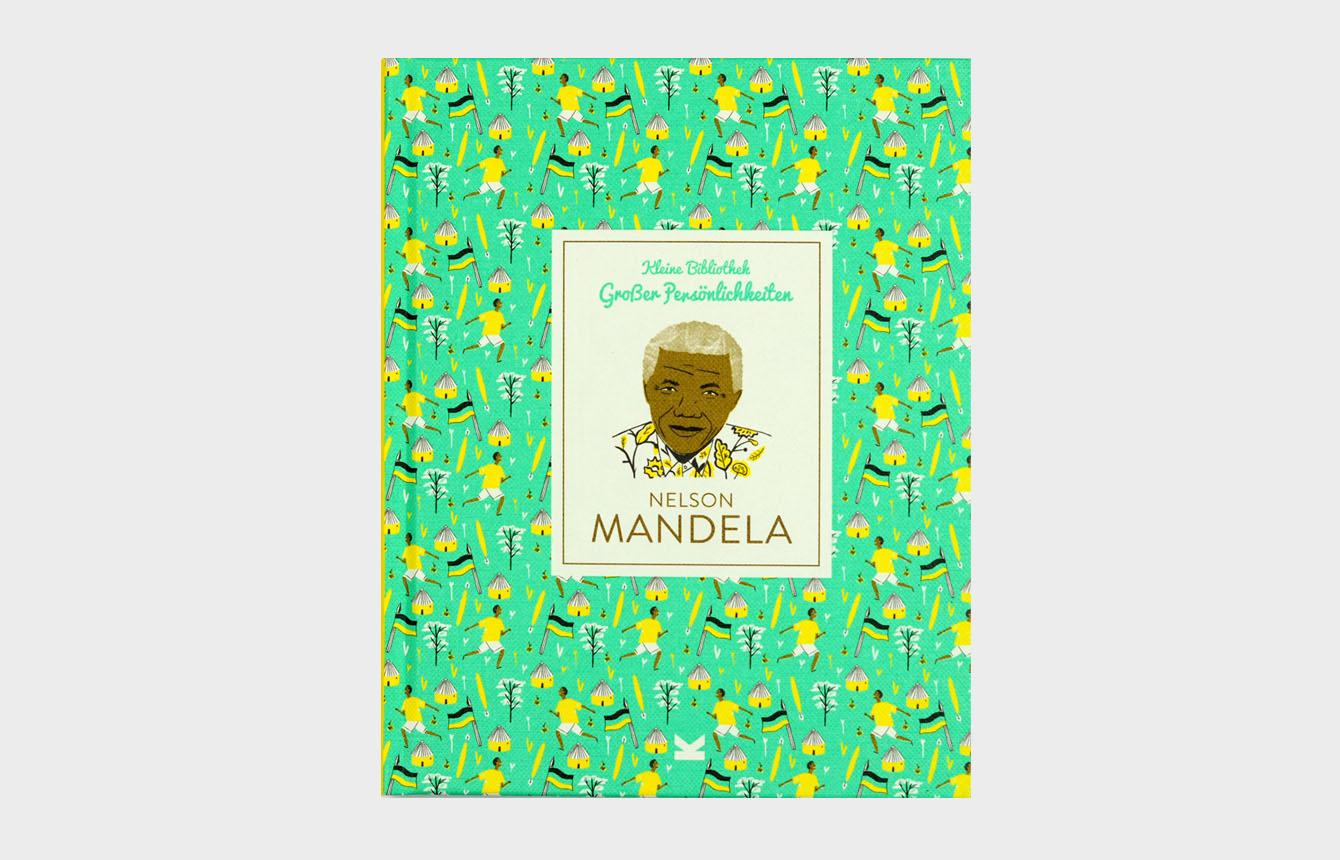 »NELSON MANDELA« — LAURENCE KING