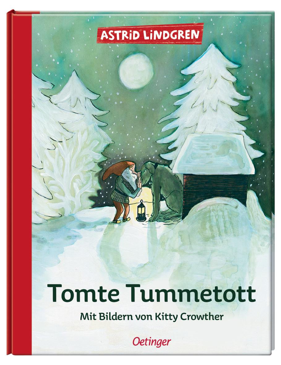 »TOMTE TUMMETOTT«  —  OETINGER