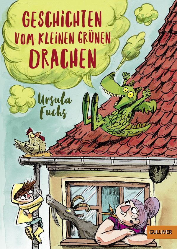 »Geschichten vom kleinen grünen Drachen«  — BELTZ